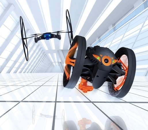 """""""Parrot Launches New Entertaining Mini-Drone"""""""