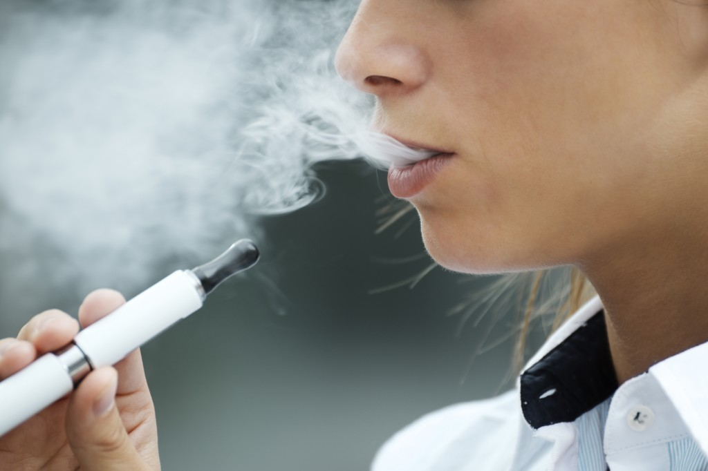 """""""e-cigarettes might be the beginning"""""""