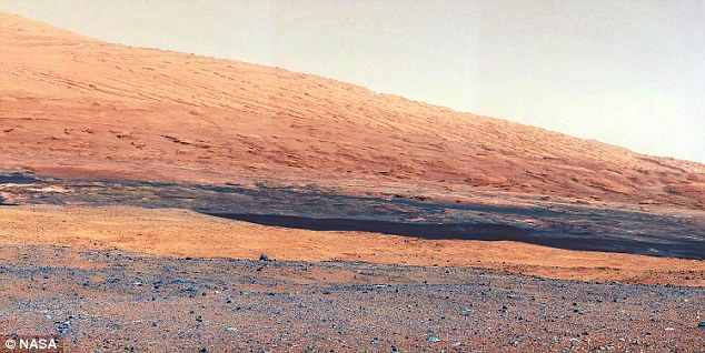 """""""granitic rocks on Mars prove the planet has continental crust"""""""