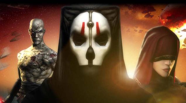 """""""star wars kotor II revamp"""""""