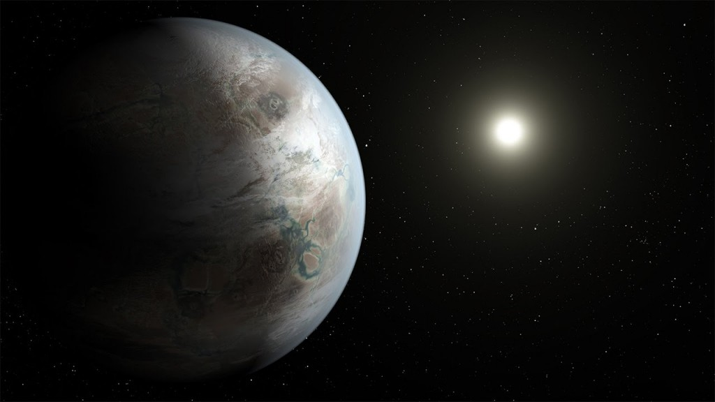 NASA Discovered another Earth