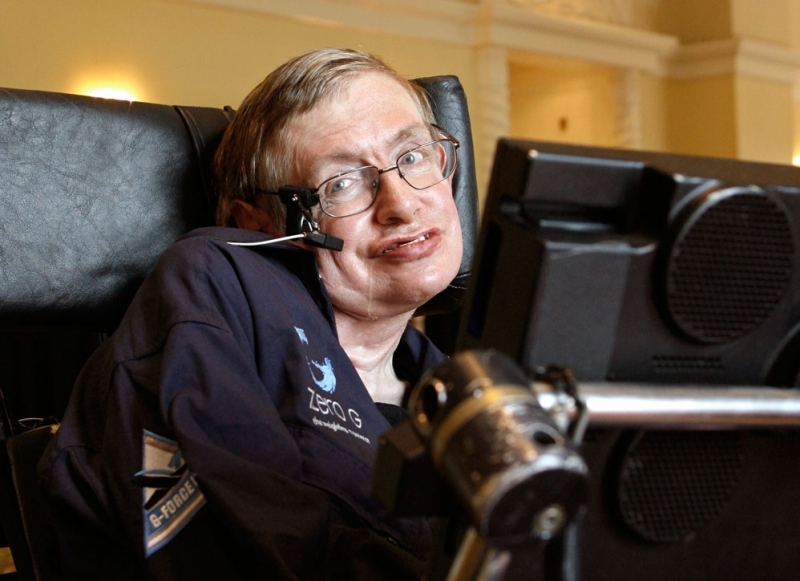 Stephen Hawking Will Answer Questions on Reddit