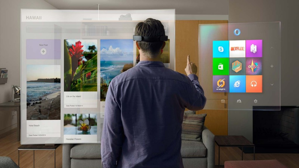 """Developers Will Be the First to Get Microsoft's HoloLens in 2016"""