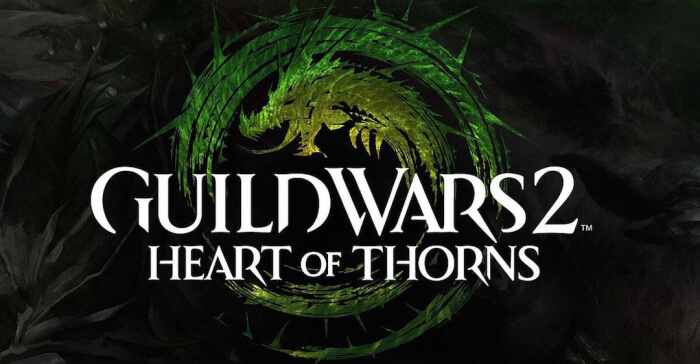 """""""guild wars: heart of thorns is coming in october"""""""