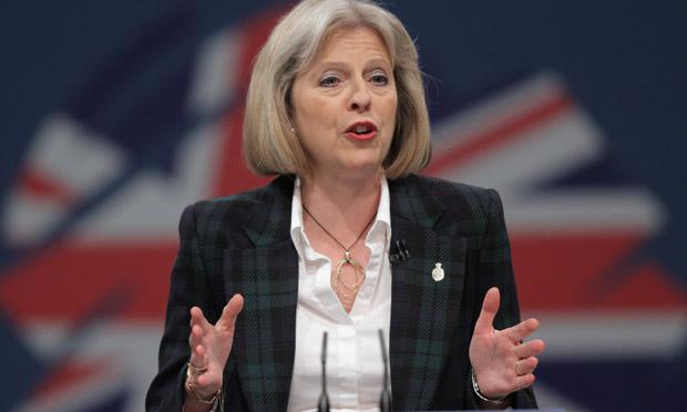 "alt=""Theresa May UK Home Secretary"""