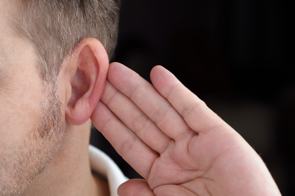 """""""loss of hearing goes by untreated and leads to depression"""""""