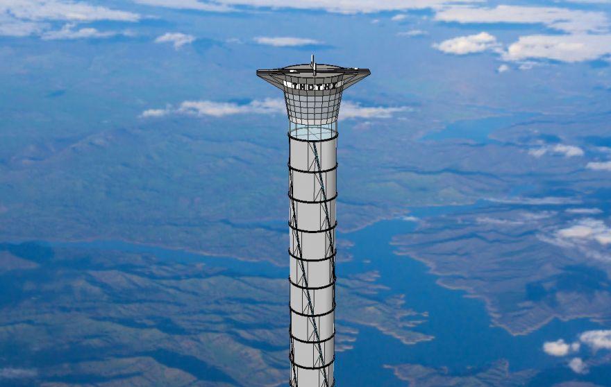 "alt=""Thoth Technologies Space Elevator"""