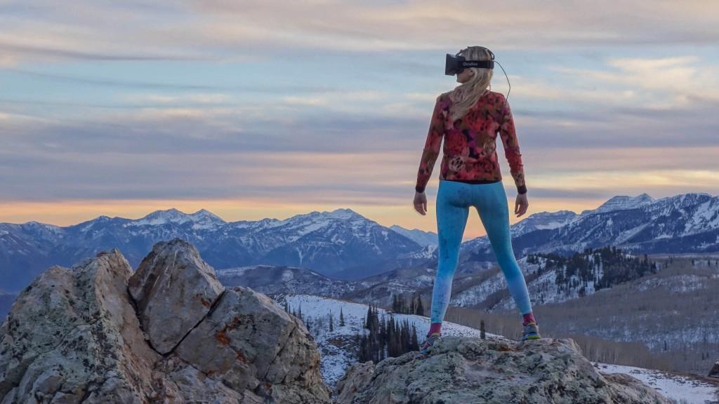 """""""Oculus Rift Virtual Reality headset"""""""