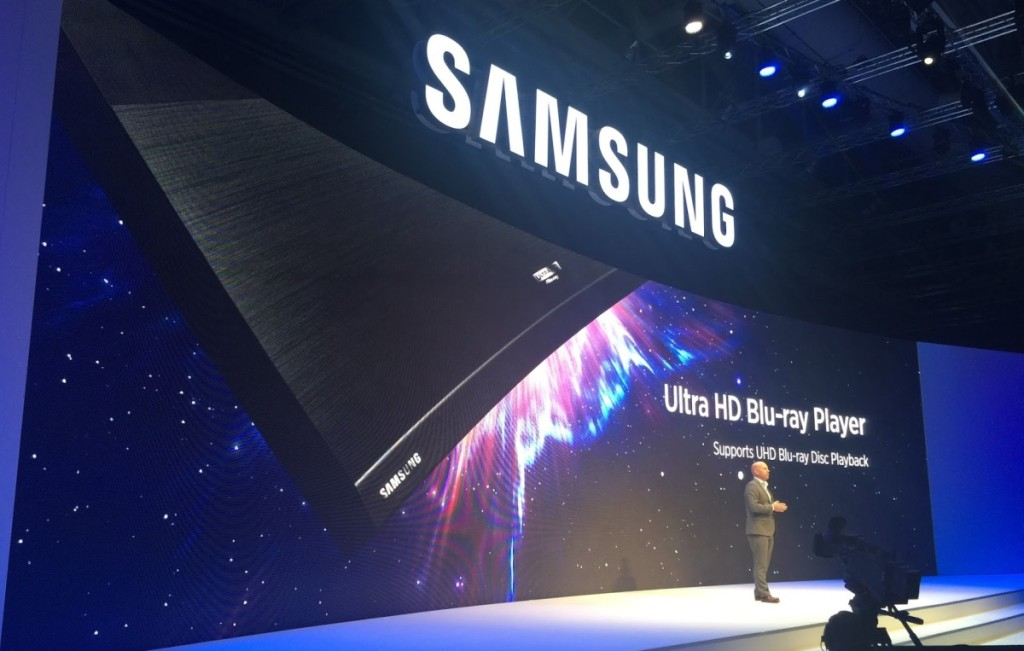 """""""Samsung Has Set Launching Dates for Ultra-High Definition Blu-Ray Player"""""""
