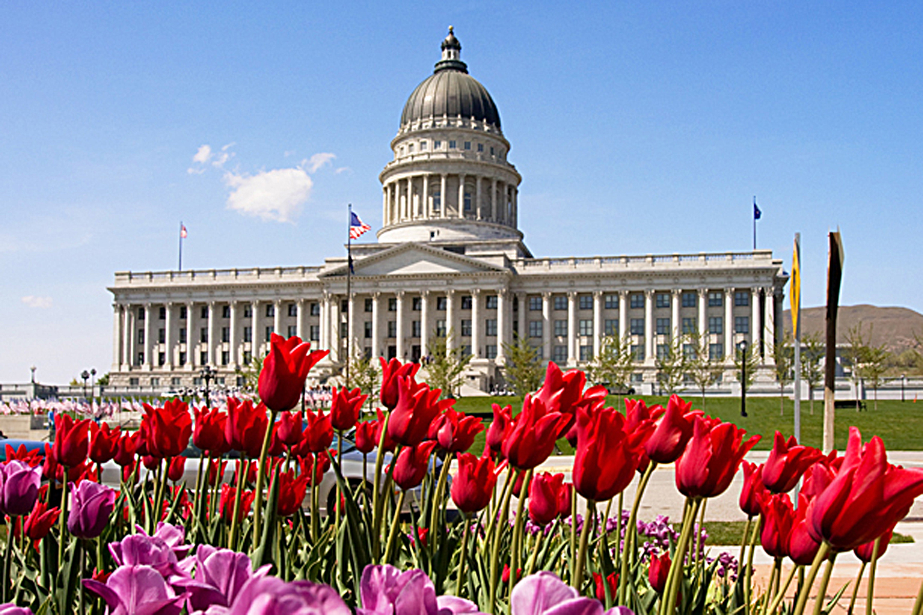 """""""the Utah capitol"""""""