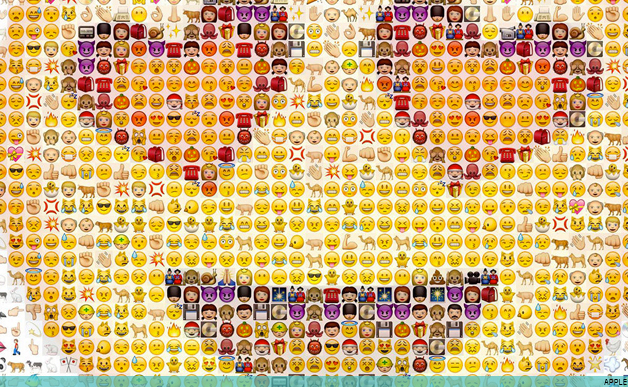 """Apple's collection of Emojis"""