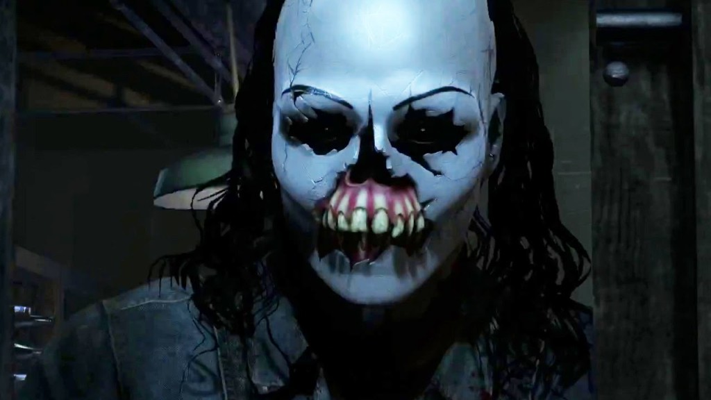 """Until Dawn villain"""