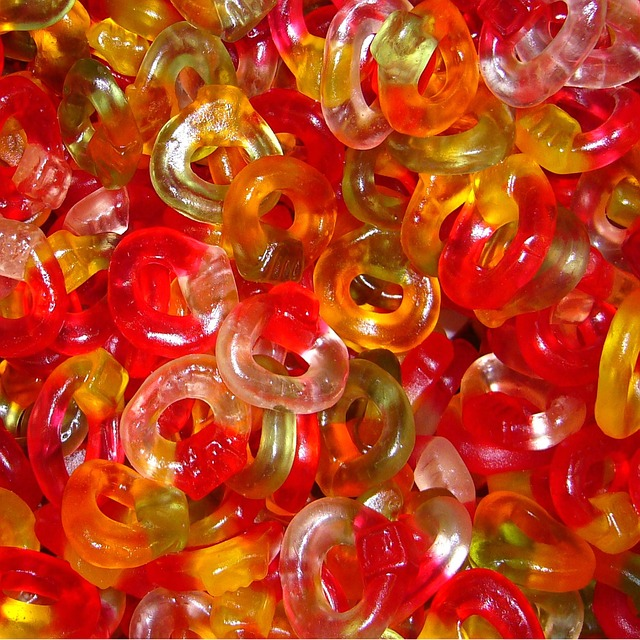 """""""jelly candies"""""""