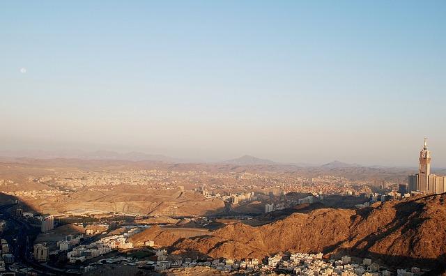 """""""Mecca desert"""""""