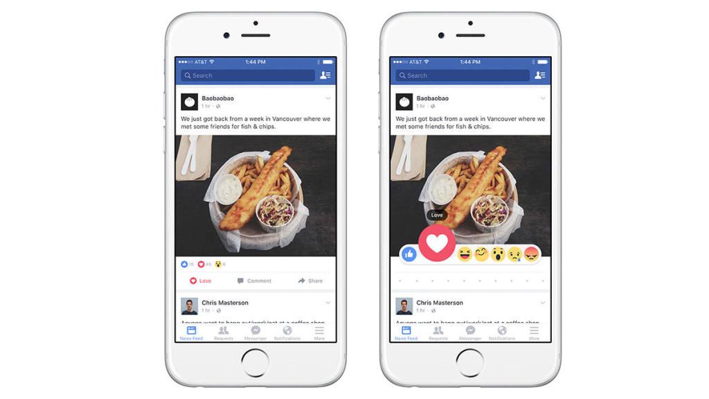"""alt=""""Facebook Rolls Out Emoji Reactions"""""""