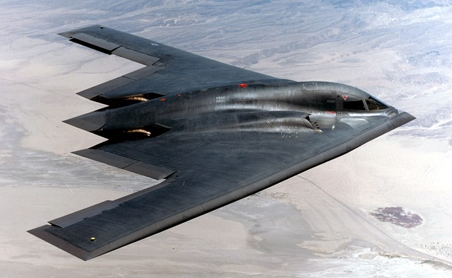 """""""The new stealth material could help fighter planes avoid radar detection."""""""