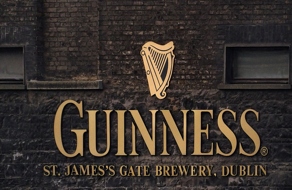 """""""Guinness brewery"""""""