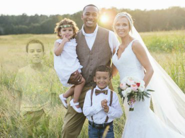 """""Bozman wedding picture"""