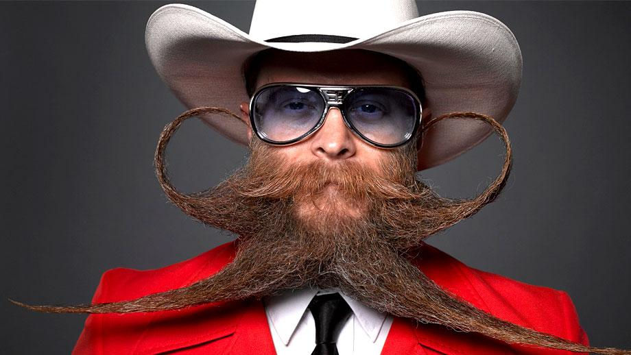 """""""annual national beard and moustache championship """""""