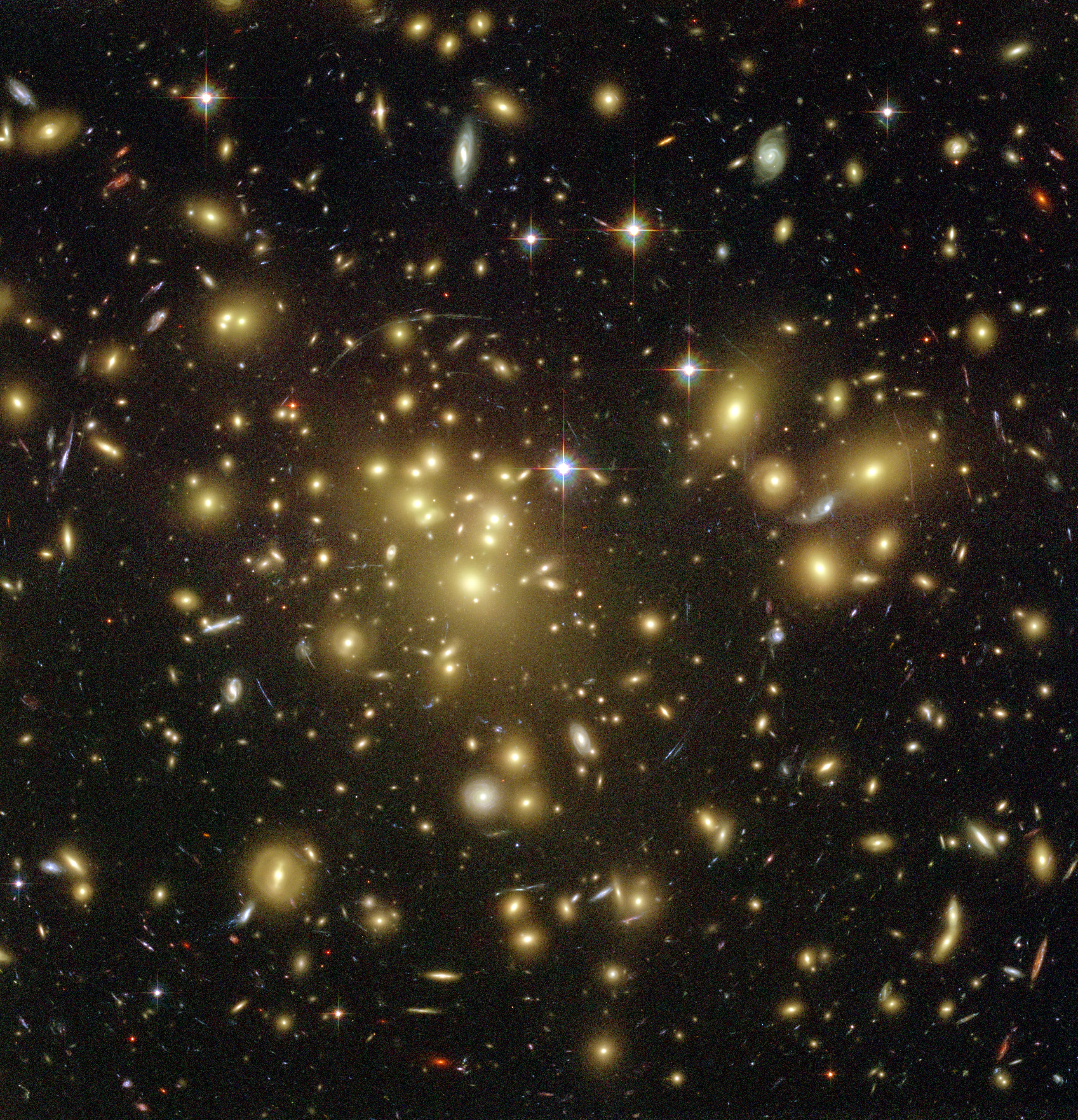 """""""A new theory proposes that planets could contain filaments of dark matter."""""""