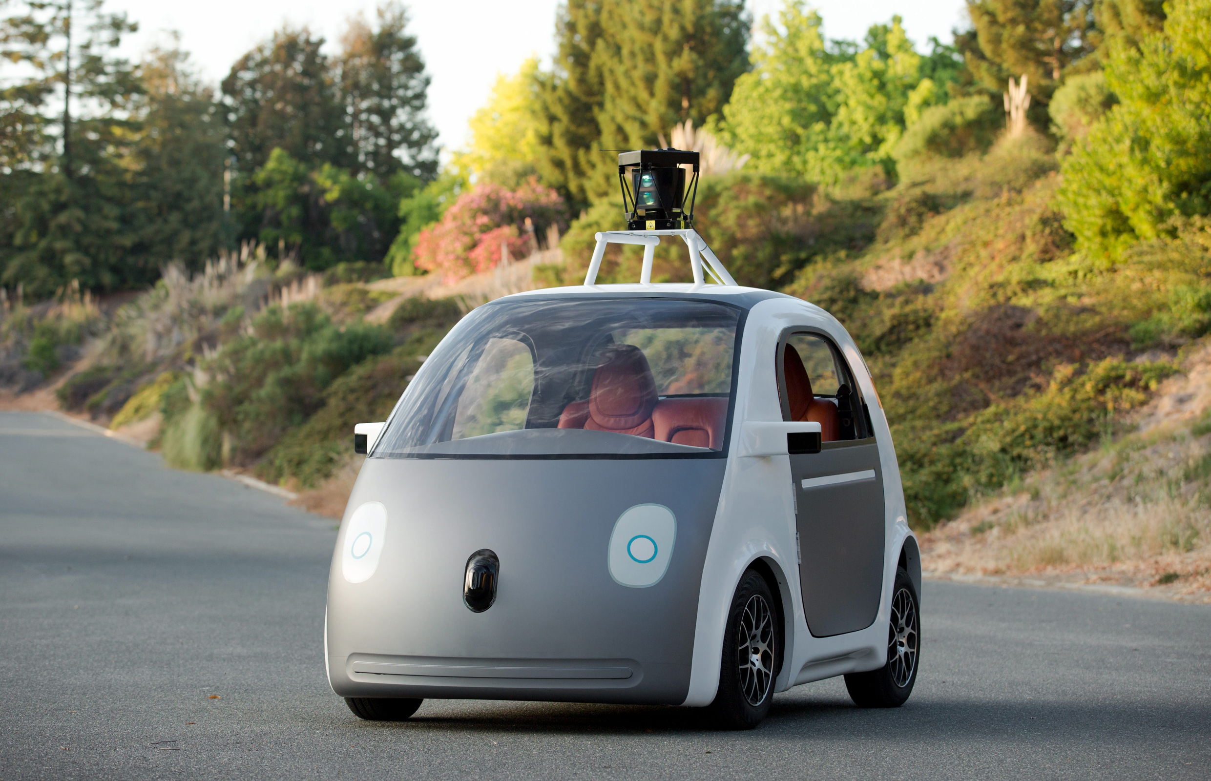 """""""Upcoming federal regulations might endorse the use of self-driving cars on public roads."""""""