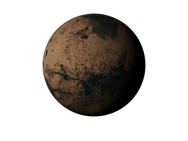 """""""The search for Mars' carbon reserve might be over."""""""