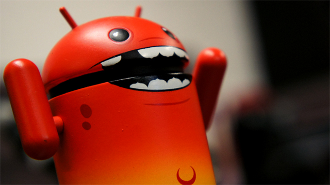 """android malware will kill your phone"""