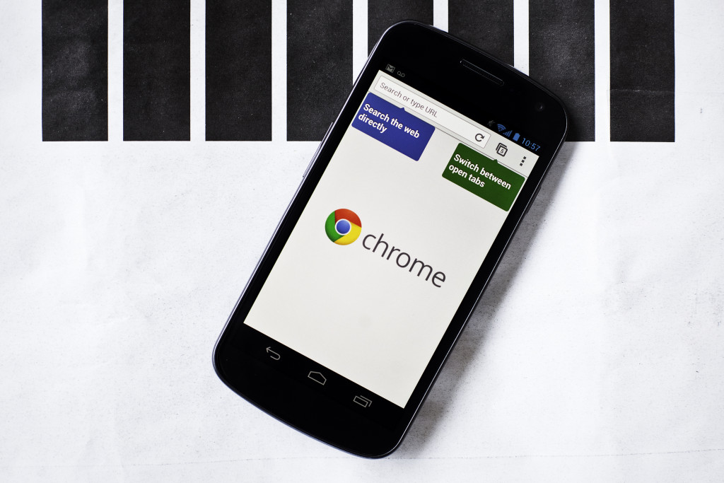 """""""android chrome safe browsing"""""""