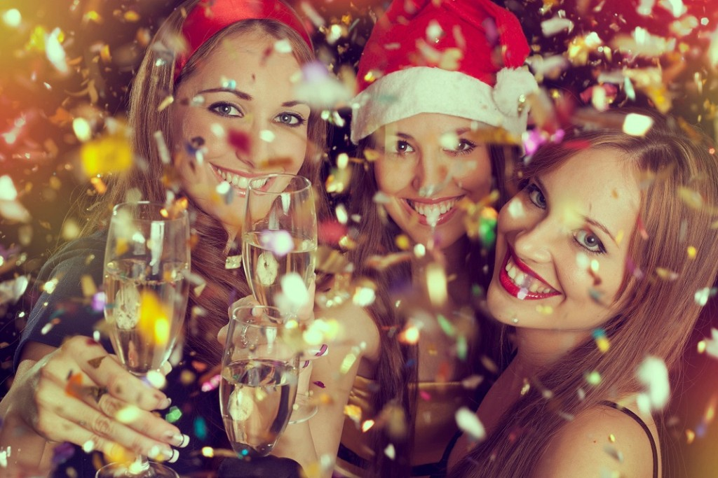 The Christmas spirit could be found in your brain