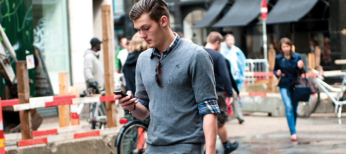 """alt=""""Texting and Walking"""""""