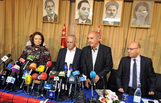 tunisian quartet
