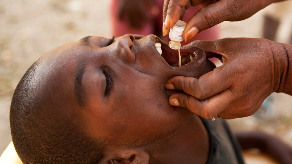"""oral cholera vaccine"""