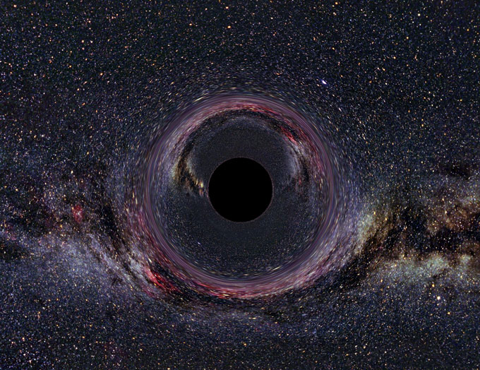 the discovery and mysteries surrounding the black holes Australian scientists have discovered the fastest-growing black hole  related  story: mysterious 'ghost' galaxy with no dark matter puzzles.