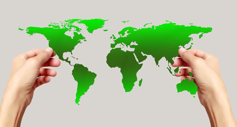 green earth map