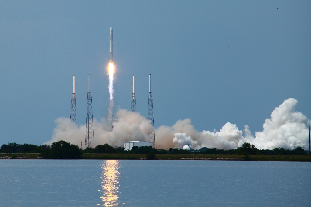 falcon 9 spacex launch