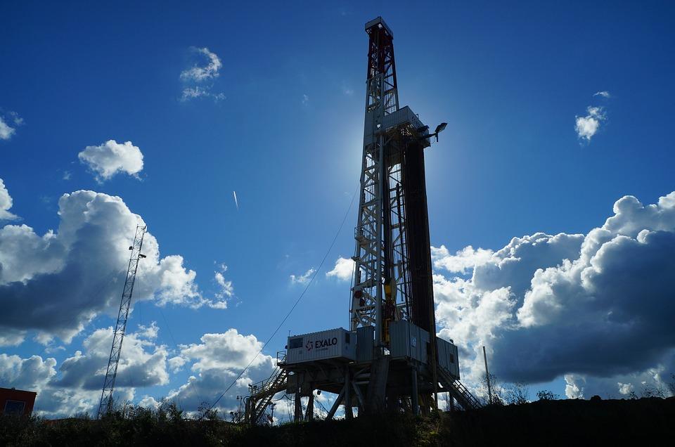'Drilling Rig'