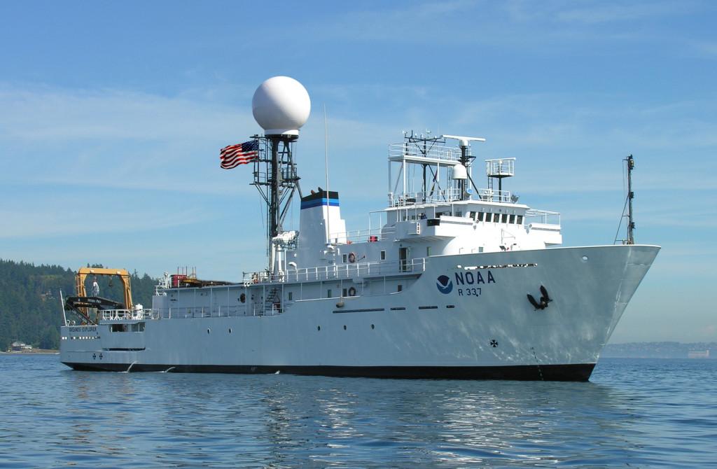 'Okeanos Explorer'