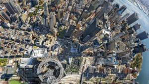 alt= 360 degree photo World Trade Center