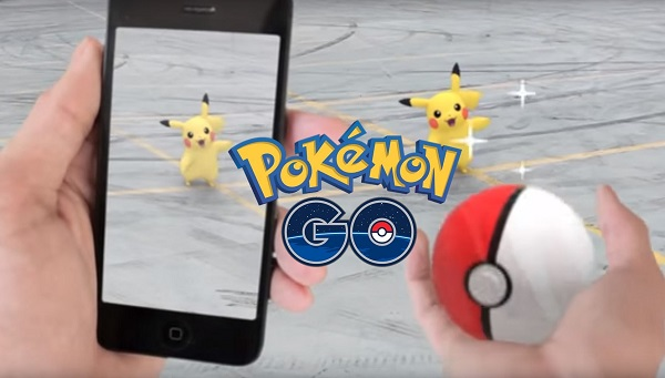 Pokémon Go commercial