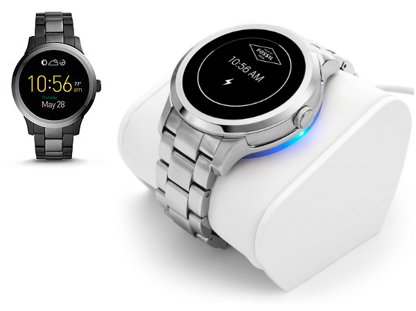 Fossil Smartwatches maintain the company's standard