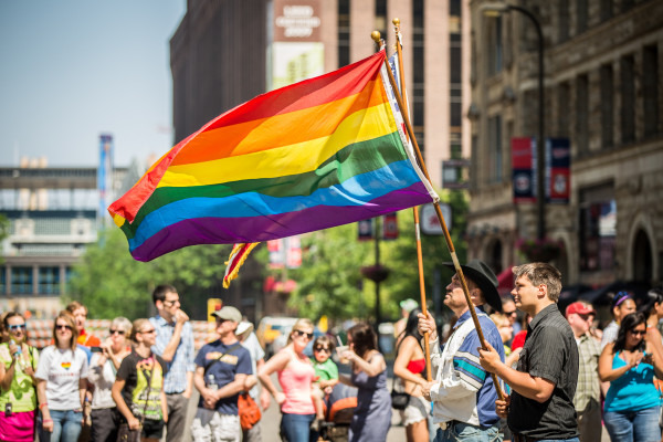 Lesbian, gay students are bullied