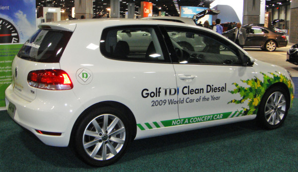 Volkswagen installed a corrupted device on approximately 500,000 automobiles