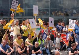 Allina Health nurses are on strike