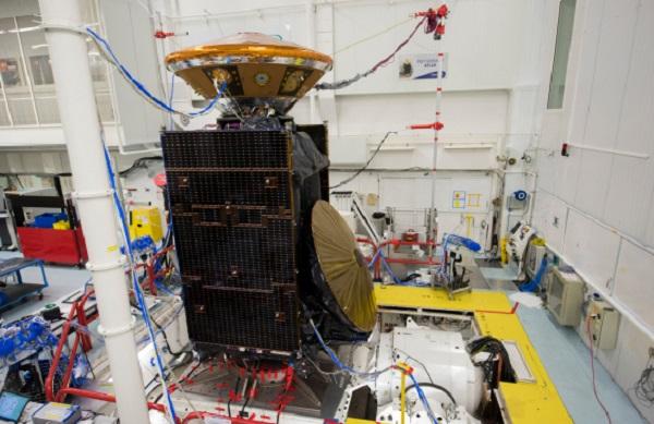 Schiaparelli spacecraft