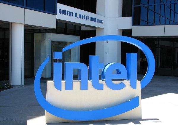 Intel company logo