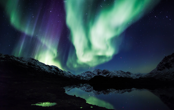 Northern Lights are also known as Aurora Borealis