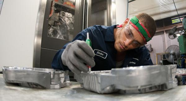 OSHA pays attention to aluminium company