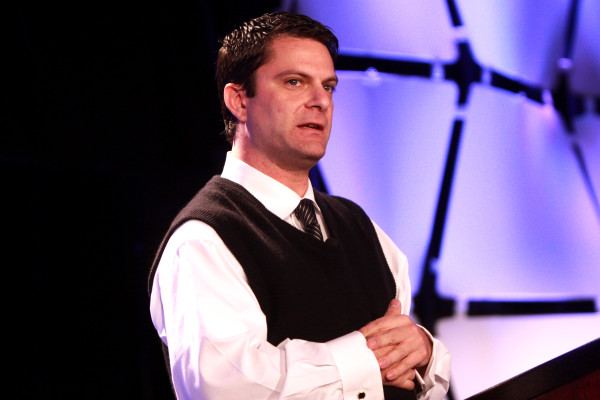 the founder of Lavabit