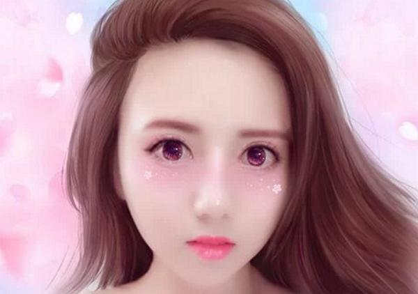 Meitu selfie app