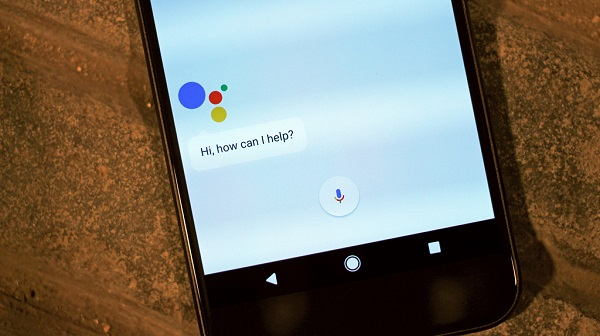 Google Assistant on phone